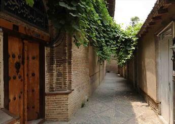 سفر به سرزمین خانه های کاهگلی/ بافت تاریخی گرگان میزبان گردشگران