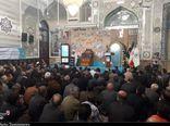 مراسم گرامیداشت ۱۴۰۰ شهید شهرستان گرگان +تصاویر