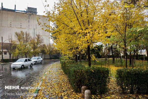 بارندگی در همه شهرهای گلستان کاهش یافت