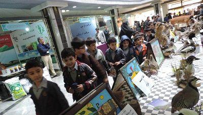 برگزاری نمایشگاه روز جهانی حیات وحش در گرگان+عکس