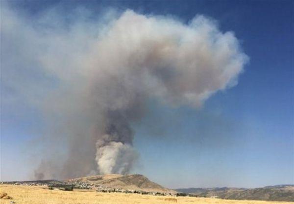 استاندار گلستان: آتشسوزی در جنگلهای شرق استان به صورت کامل اطفاء شد