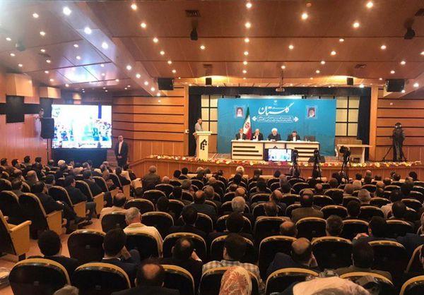زیرساخت اینترنت پرسرعت در ۸۱ روستای گلستان با حضور رئیسجمهور افتتاح شد