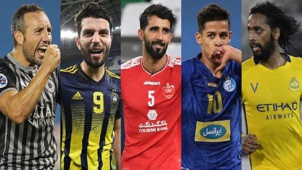 رقابت سرخابیهای ایران در لیگ قهرمانان آسیا