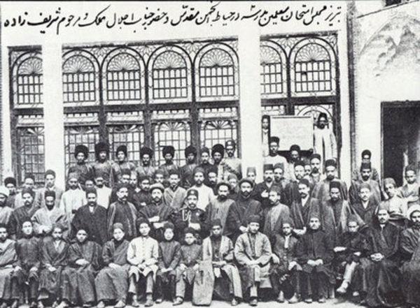 تصاویر: اولین مدارس مدرن در ایران