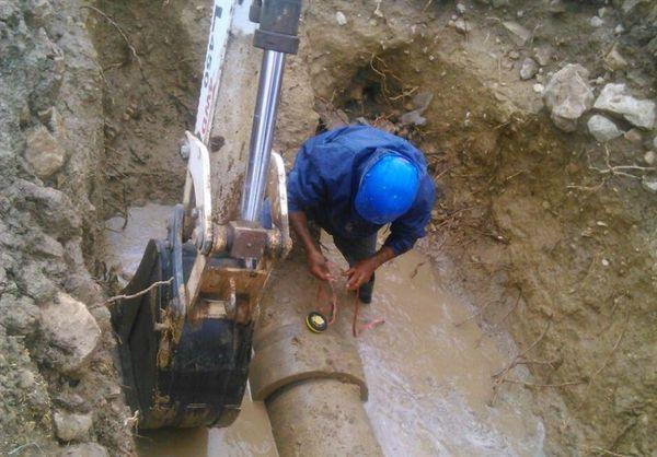 ۳۰ درصد از شبکه انتقال آب روستایی در گلستان نیاز به بازسازی دارد