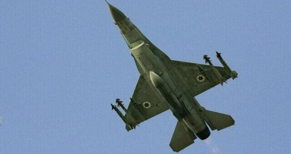 """فیلم/ سقوط یک فروند جنگنده """"اف ۱۶"""" پاکستان"""
