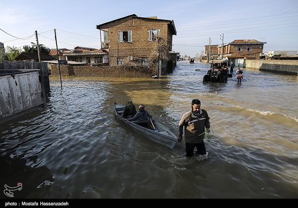سیلاب ۲۶ میلیارد تومان خسارت به مدارس استان گلستان وارد کرد