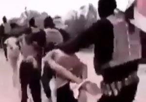 دانلود کلیپ لحظهی دستگیری تروریست های تکفیری داعش در فلوجه