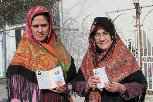 رای گیری از مردم بندرترکمن با ۵۹ صندوق