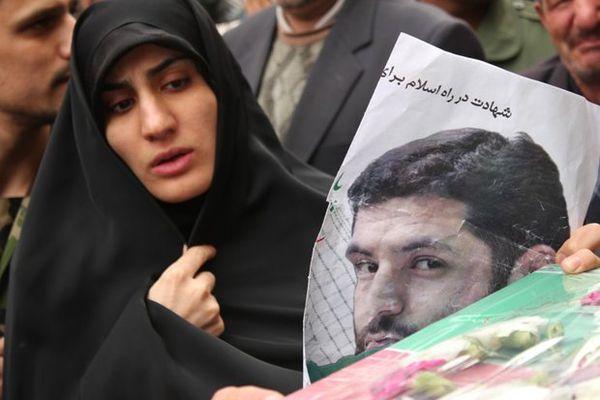 فیلم مستند شهید مدافع حرم حاجی حتم لو رونمایی شد