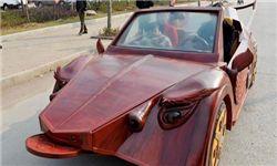 خودروی کاملاً دستساز+ تصاویر