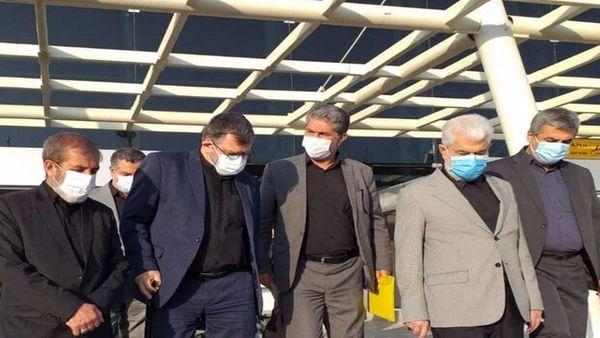 ورود اعضای کمیسیون بهداشت و درمان مجلس به گلستان