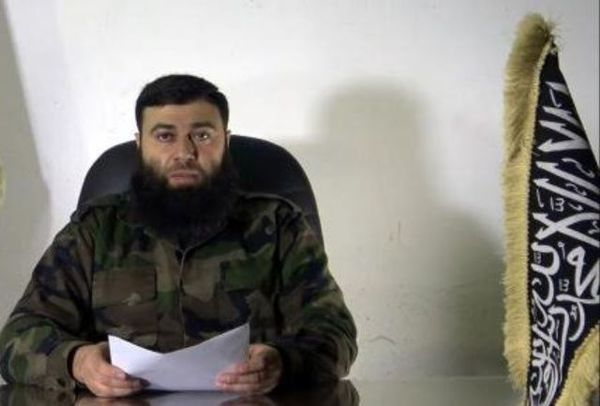 """خروج سرکرده """"جیش الاسلام"""" از شهر دوما"""