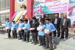 جشن دانش آموز برتر باحضور قارنلی در کردکوی+تصاویر