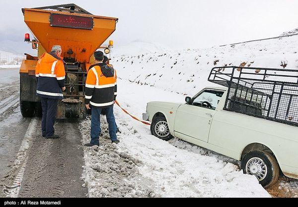 همه جادههای مسدود در استان گلستان بازگشایی شد