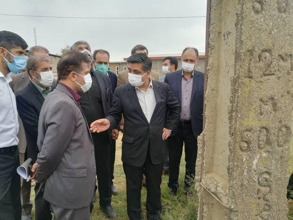 مرکز اتفاقات برق در روستای گریدوجی آققلا راه اندازی می شود