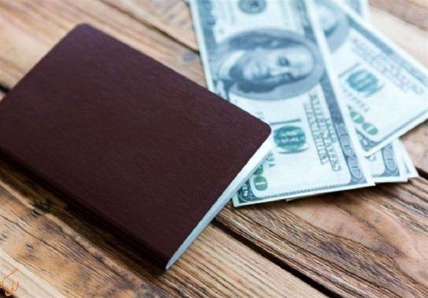 اعلام قیمت ارز مسافرتی