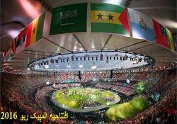 دانلود مراسم کامل افتتاحیه المپیک ریو 2016