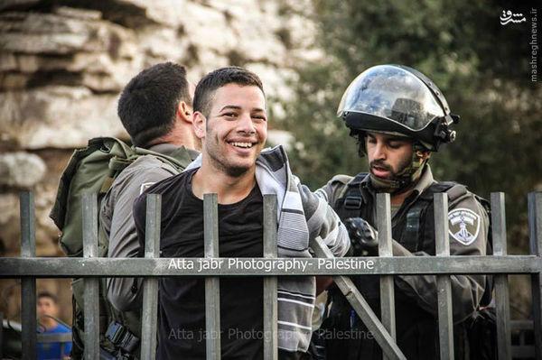 لبخندهایی که ترس را به جان صهیونیستها میاندازد + تصاویر