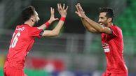 پرسپولیس سومین تیم برتر آسیا شد/ استقلال سقوط کرد