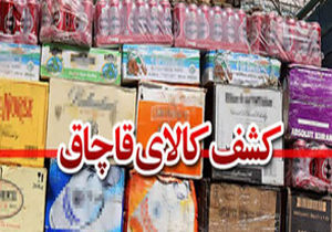 بیش از ۱۵ میلیارد ریال کالای قاچاق در استان