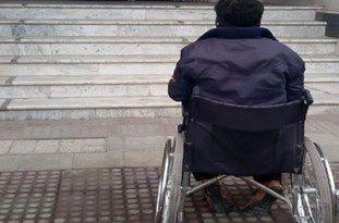پارکینگهای ویژه معلولان در گنبدکاووس به اندازه کافی نیست