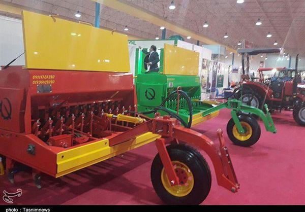 چهاردهمین نمایشگاه ماشینآلات کشاورزی در گلستان برپا میشود