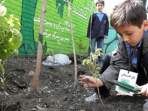 مدرسه طبیعت در شهرهای استان گلستان