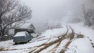 برف و باران ۵ روزه کشور را فرا می گیرد