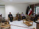 دیدار مدیرکل حفظ آثار دفاع مقدس گلستان با رئیس نمایندگی جامعةالمصطفی استان
