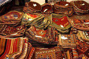 20 فروشگاه و نمایشگاه صنایع دستی در گرگان دایر میشود