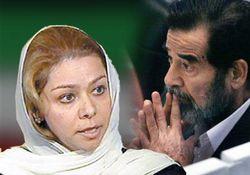 دختر صدام در میان داعشیهاست