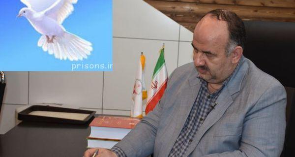 ۶ نفر از زندانیان جرائم غیر عمد گلستانی آزاد شدند