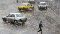 هواشناسی ایران ۹۸/۱۱/۶|بارش برف و باران در ۷ استان/پیشنهاد اعمال محدودیت ترافیکی ۲ روزه در تهران
