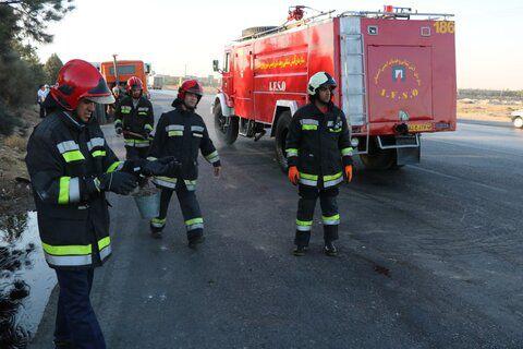 استخدام ۷۰ نیروی جدید در آتشنشانی گرگان