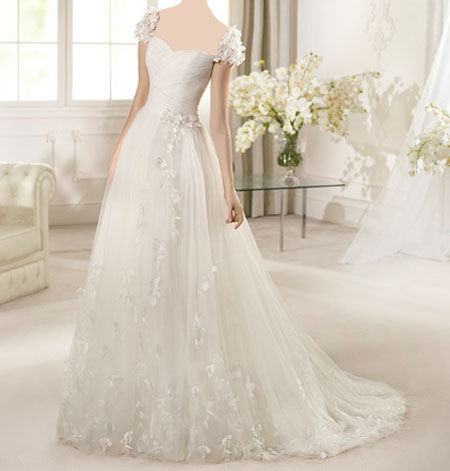 گرانترین لباس عروس دنیا+ عکس