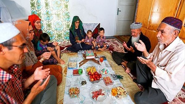 """ترکمنها با """"گپ قوشماق """" به استقبال رمضان میروند"""