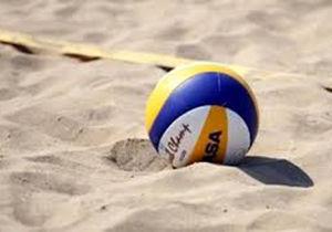 گلستان میزبان تور تک ستاره جهانی والیبال ساحلی
