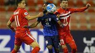 غایبان الوحده امارات در بازی امروز مقابل با پرسپولیس