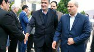 وزیر راه و شهرسازی وارد استان گلستان شد