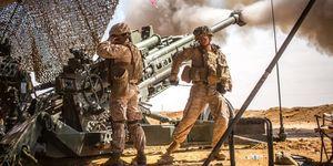 جای پای اشغالگران آمریکا در سوریه مستحکمتر شد/ افشای استفاده از گلولههای حاوی «فسفر سفید» +تصاویر
