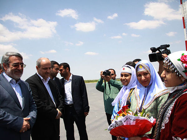 وضعیت امنیت گلستان بسیار خوب است