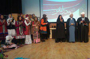 اسامی برگزیدگان سومین جشنواره مد و لباس ایرانی اسلامی در گلستان
