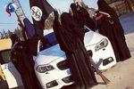 زنان خونآشام داعش/تصاویر