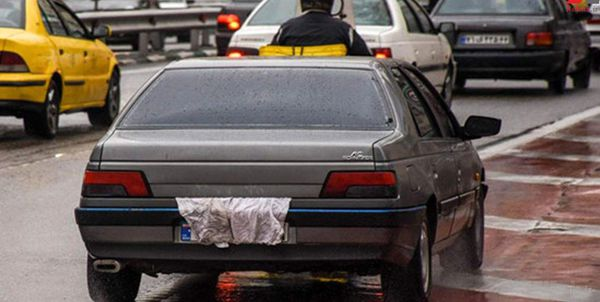 12 هزار خودروی پلاک مخدوش در گلستان توقیف شد