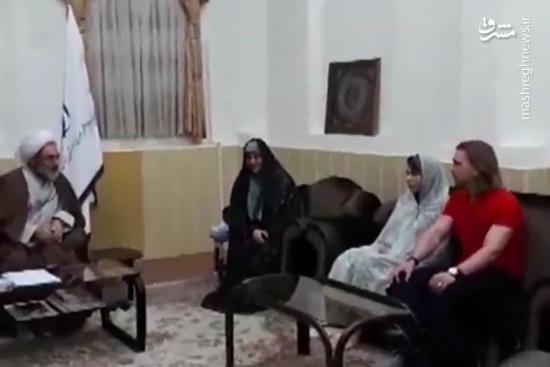 فیلم/ لحظه شهادتین جوان روسی مسیحی