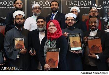 ابتکار روحانیون انگلیس برای مقابله با داعش +تصاویر