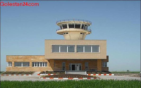 فرودگاه کلاله