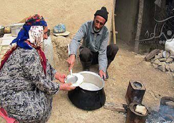 """""""حلوا برنجی""""، شیرینی سنتی عید در گالیکش + طرز تهیه"""