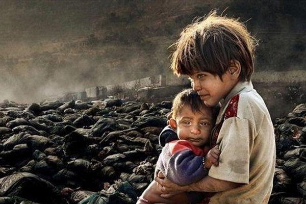 فیلم/ حقوق بشر آمریکایی این کودکان را نمی بیند؟